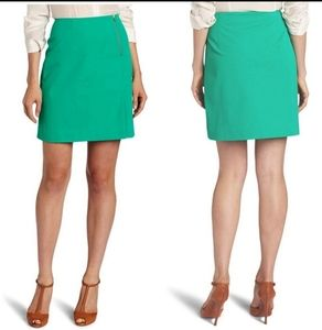 Lilly Pulitzer Kelly Green Arizona Skirt
